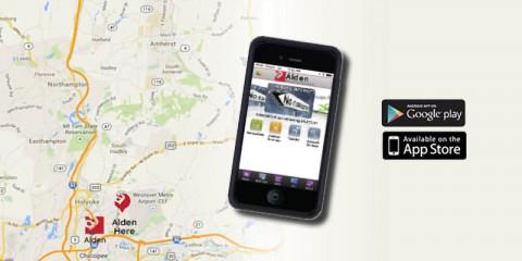Get the Alden CU Mobile App